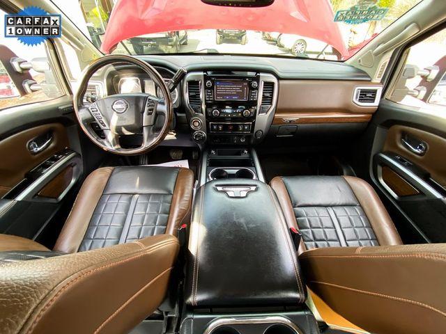 2018 Nissan Titan XD Platinum Reserve Madison, NC 29