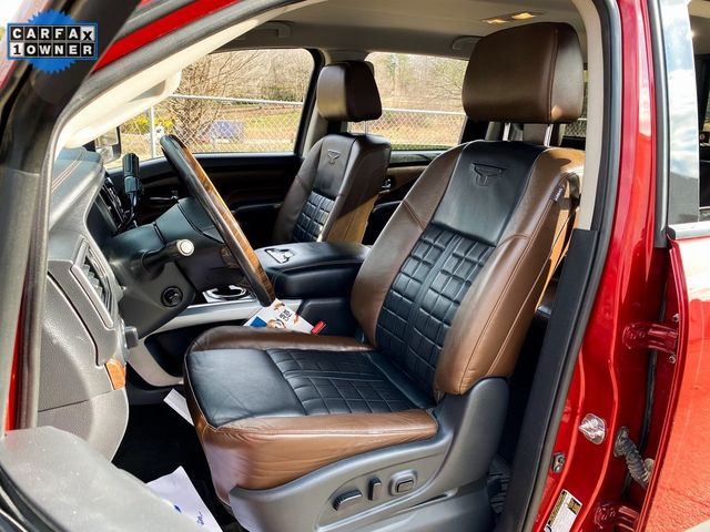 2018 Nissan Titan XD Platinum Reserve Madison, NC 36