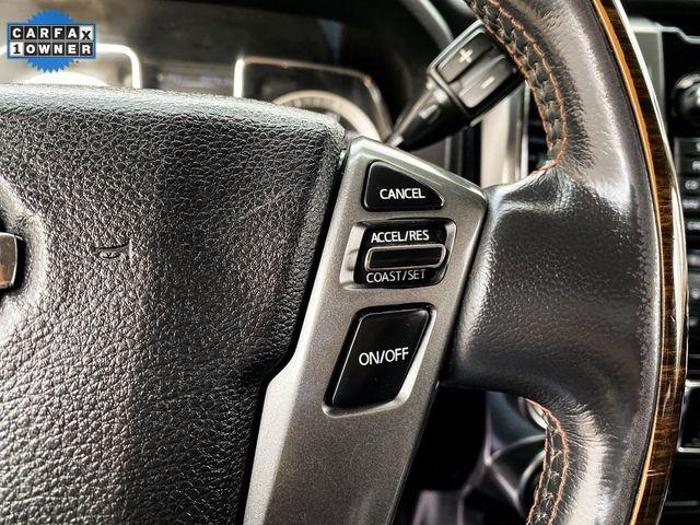 2018 Nissan Titan XD Platinum Reserve Madison, NC 42