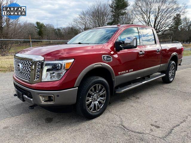 2018 Nissan Titan XD Platinum Reserve Madison, NC 5