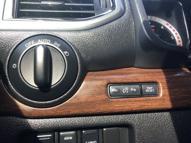 2018 Nissan Titan XD Platinum in Marble Falls, TX 78654