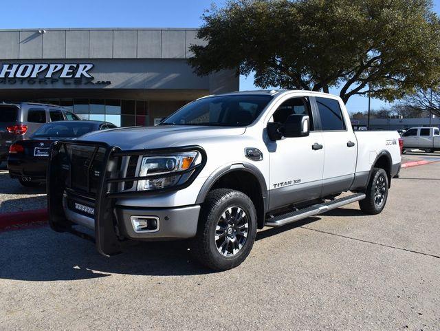 2018 Nissan Titan XD PRO-4X in McKinney, Texas 75070