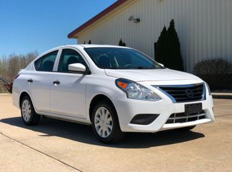 2018 Nissan Versa S Plus in Jackson, MO 63755