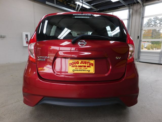 2018 Nissan Versa Note SV in Airport Motor Mile ( Metro Knoxville ), TN 37777