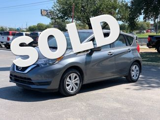 2018 Nissan Versa Note SV in San Antonio, TX 78233