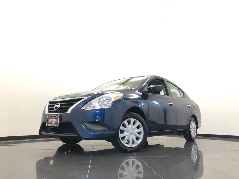 2018 Nissan Versa Sedan *Get Approved NOW*37K Miles*MUST SEE* | The Auto Cave in Dallas