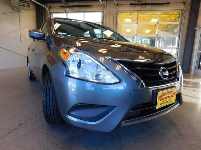 2018 Nissan Versa Sedan S Plus in Airport Motor Mile ( Metro Knoxville ), TN 37777