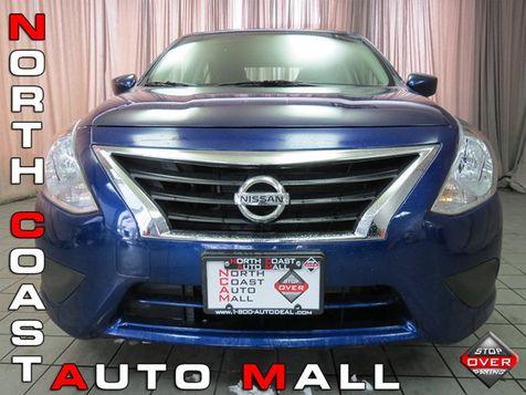 2018 Nissan Versa Sedan SV in Akron, OH