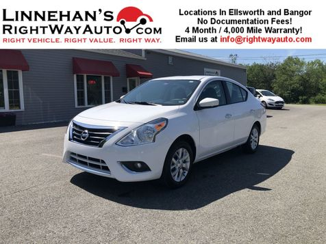 2018 Nissan Versa Sedan SV in Bangor