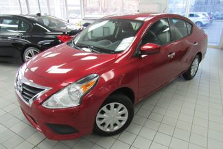 2018 Nissan Versa Sedan SV Chicago, Illinois 2