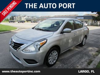 2018 Nissan Versa Sedan SV in Clearwater Florida, 33773