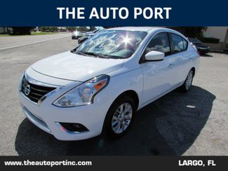 2018 Nissan Versa Sedan SV Special Edition in Clearwater Florida, 33773