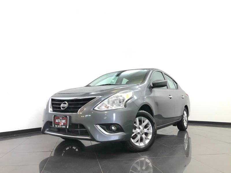 2018 Nissan Versa Sedan *Affordable Payments* | The Auto Cave in Dallas