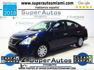 2018 Nissan Versa Sedan SV in Doral, FL 33166