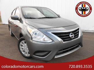2018 Nissan Versa Sedan S Plus in Englewood, CO 80110
