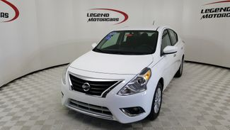 2018 Nissan Versa Sedan SV in Garland