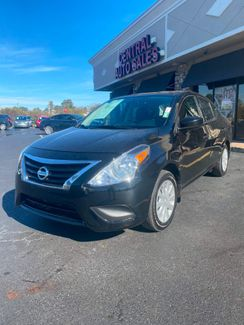 2018 Nissan Versa Sedan S Plus | Hot Springs, AR | Central Auto Sales in Hot Springs AR