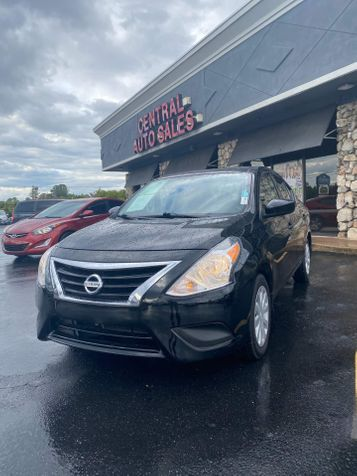 2018 Nissan Versa Sedan S Plus | Hot Springs, AR | Central Auto Sales in Hot Springs, AR