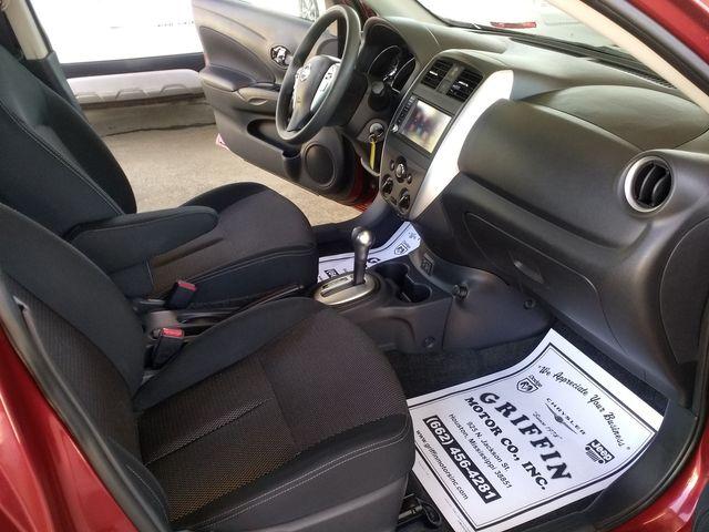 2018 Nissan Versa Sedan SV Houston, Mississippi 7