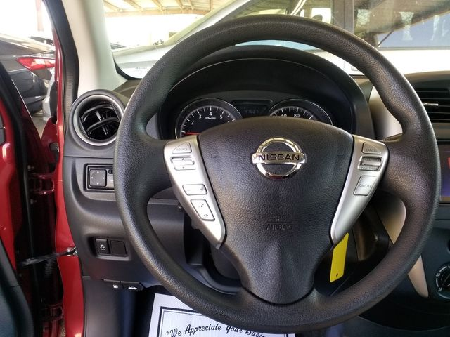 2018 Nissan Versa Sedan SV Houston, Mississippi 10