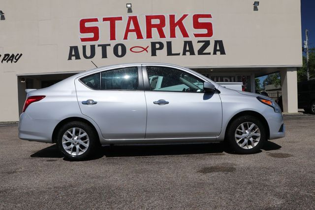 2018 Nissan Versa Sedan SV in Jonesboro, AR 72401