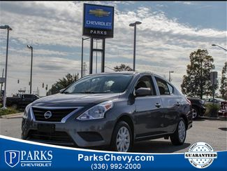 2018 Nissan Versa Sedan S Plus in Kernersville, NC 27284