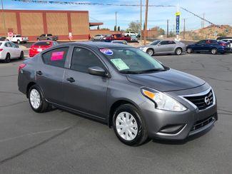 2018 Nissan Versa Sedan S Plus in Kingman, Arizona 86401