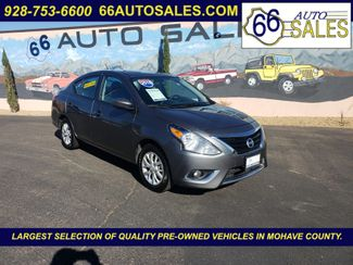 2018 Nissan Versa Sedan SV in Kingman, Arizona 86401