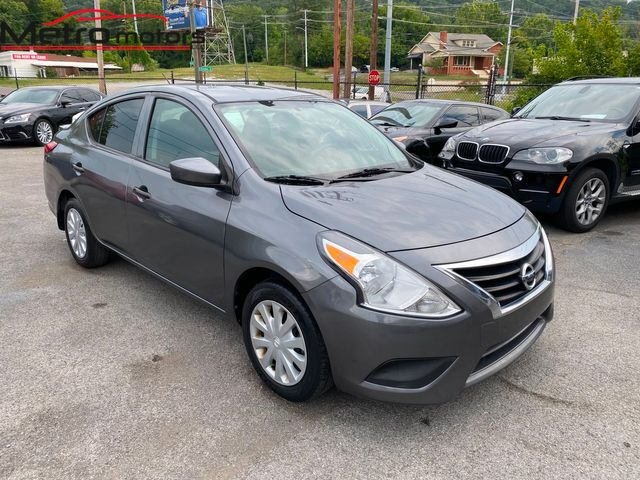2018 Nissan Versa Sedan S Plus in Knoxville, Tennessee 37917
