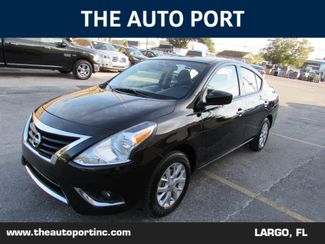2018 Nissan Versa Sedan SV in Largo, Florida 33773