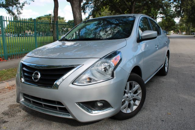 2018 Nissan Versa Sedan SV