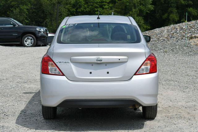 2018 Nissan Versa Sedan S Naugatuck, Connecticut 5