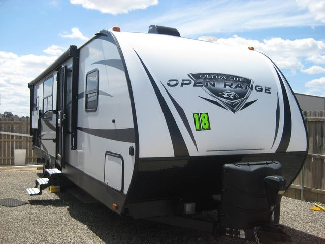 2018 Open Range 2804RK Odessa, Texas