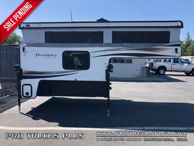 2018 Palomino 1240 Truck Camper