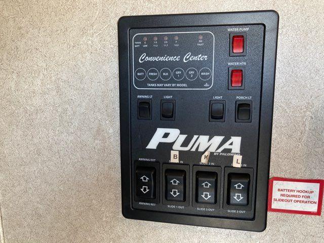 2018 Palomino PUMA 31-RLQS in Boerne, Texas 78006