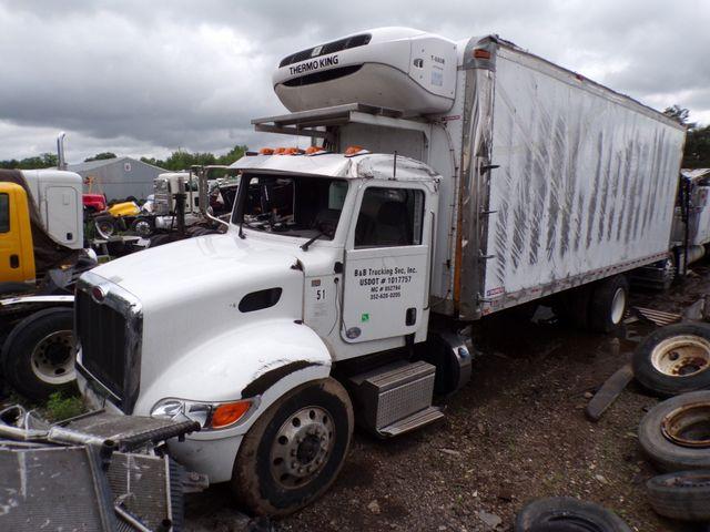2018 Peterbilt 337 Box Reefer Thermo King Truck