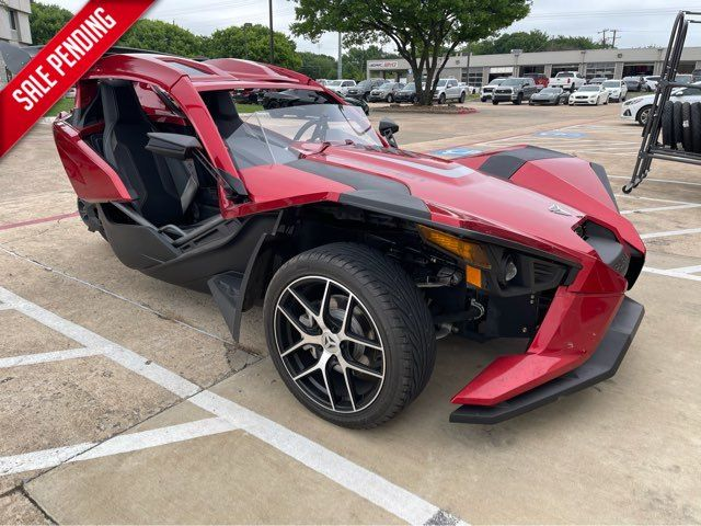 2018 Polaris SLINGSHOT SL in McKinney, TX 75070