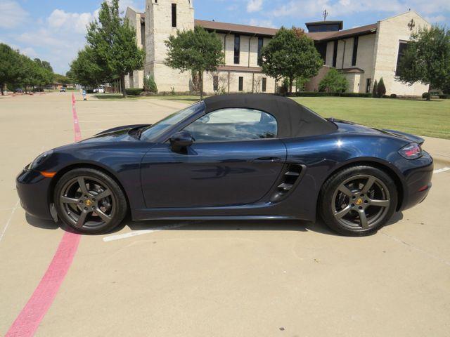 2018 Porsche 718 Boxster Base in McKinney, Texas 75070