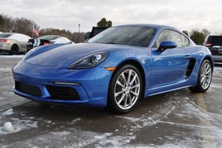 2018 Porsche 718 Cayman in Bettendorf, Iowa 52722