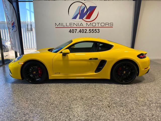 2018 Porsche 718 Cayman GTS in Longwood, FL 32750