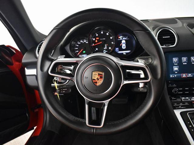 2018 Porsche 718 Cayman Base in McKinney, Texas 75070