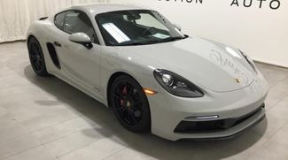 2018 Porsche 718 Cayman GTS* One Owner* Chalk White* $100K MSRP* | Plano, TX | Carrick's Autos in Plano TX