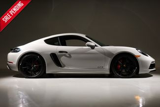 2018 Porsche 718 Cayman GTS* One Owner* Chalk Color* $100K MSRP* | Plano, TX | Carrick's Autos in Plano TX