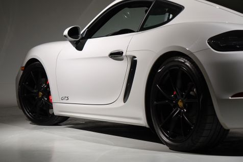 2018 Porsche 718 Cayman GTS* One Owner* Chalk Color* $100K MSRP* | Plano, TX | Carrick's Autos in Plano, TX