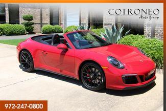 2018 Porsche 911 Carrera GTS Cabriolet in Addison, TX 75001