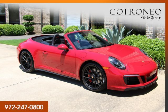 2018 Porsche 911 Carrera GTS in Addison, TX 75001