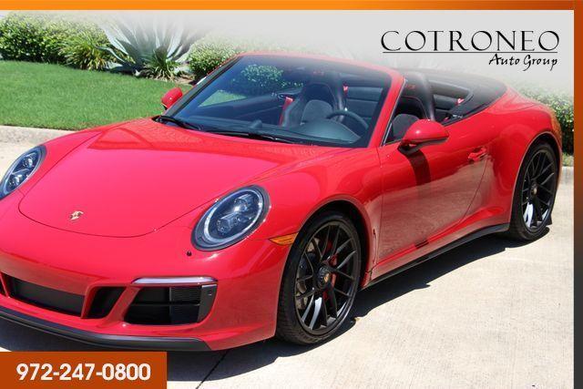 2018 Porsche 911 Carrera GTS in Addison, TX 75001