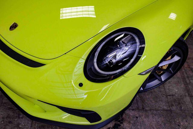 2018 Porsche 911 GT3 Acid Green Paint to Sample 6 speed in Addison, TX 75001