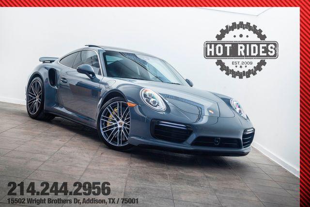 2018 Porsche 911 Turbo S in Addison, TX 75001