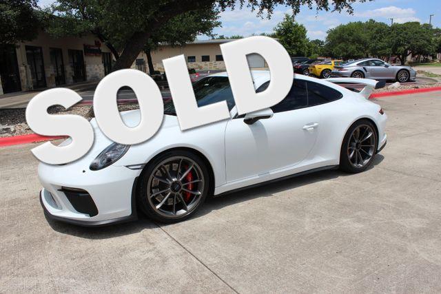 2018 Porsche 911 GT3 Austin , Texas 0